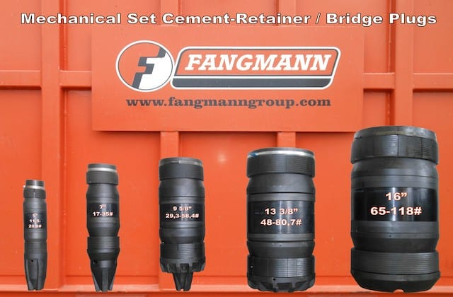 Downhole Tools-Fangmann Energy Service-Zementation-Stimulation