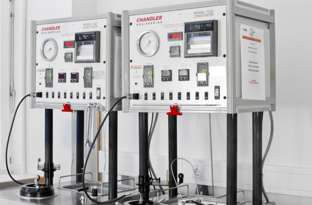 Cementing HTHP Consistometer