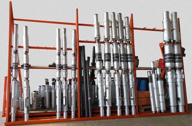 Downhole Tool-Fangmann Energy Service-geothermie-zementation-stimulation-Packerregal-1